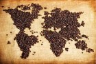 coffee-beans-world-map